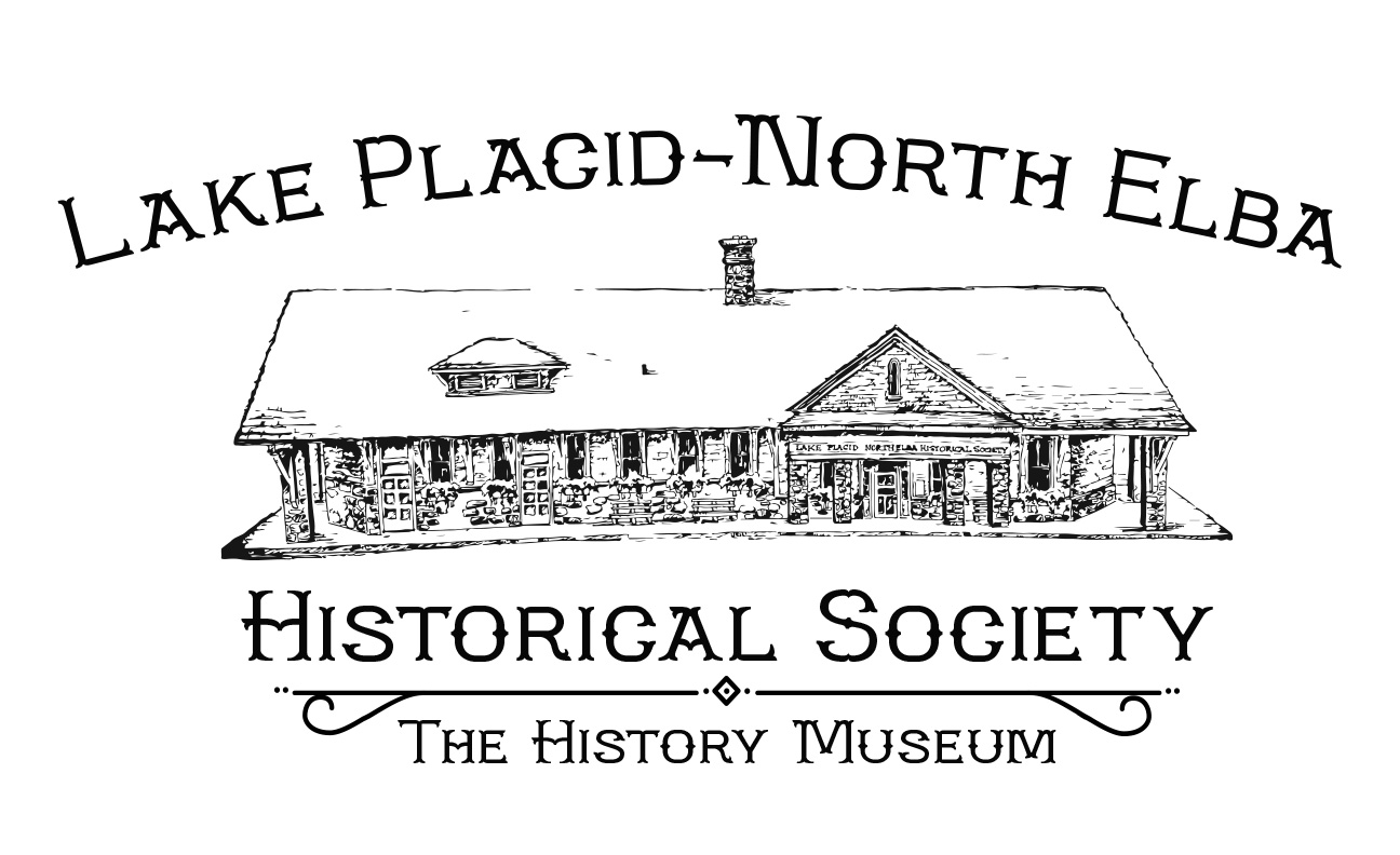 Lake Placid-North Elba Historical Society Logo