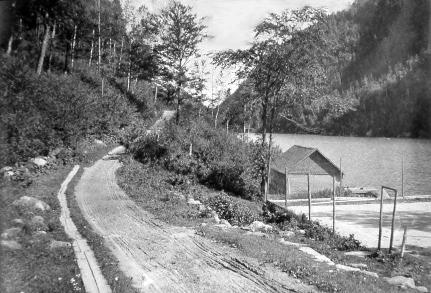 Cascade Road - prior to 1927